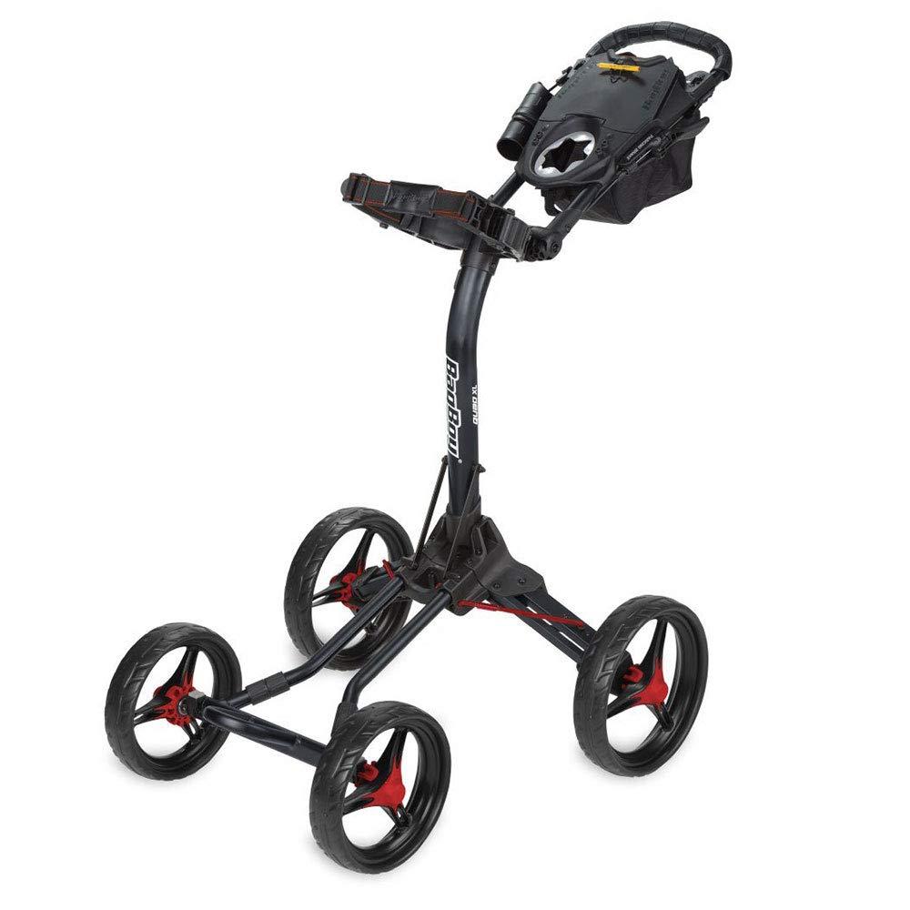 bag boy push cart