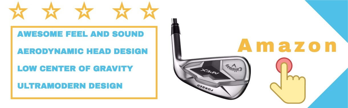 Callaway apex irons includes