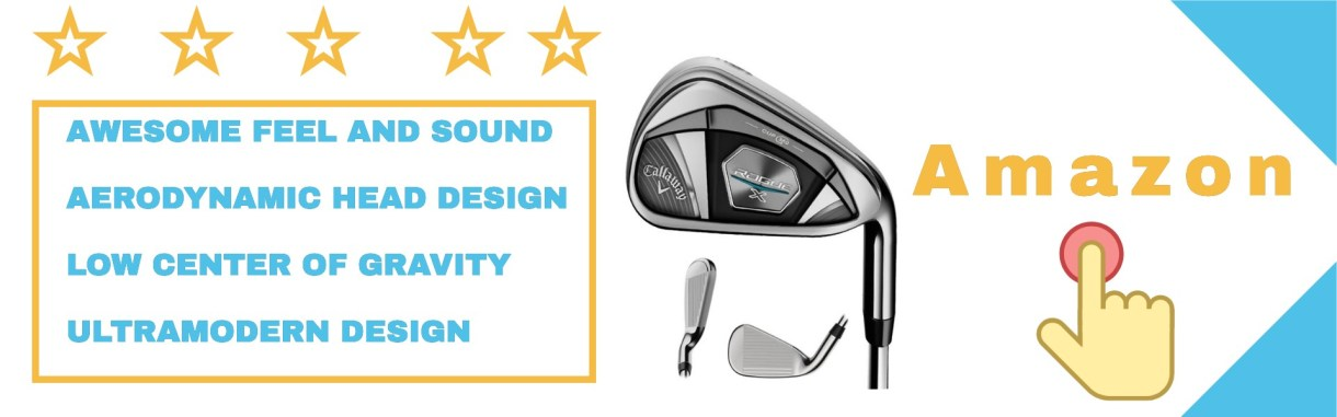 Callaway rogue  iron includes