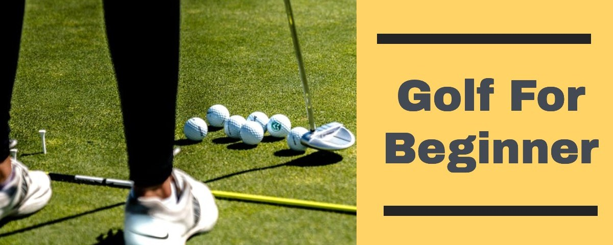 Golf for beginner