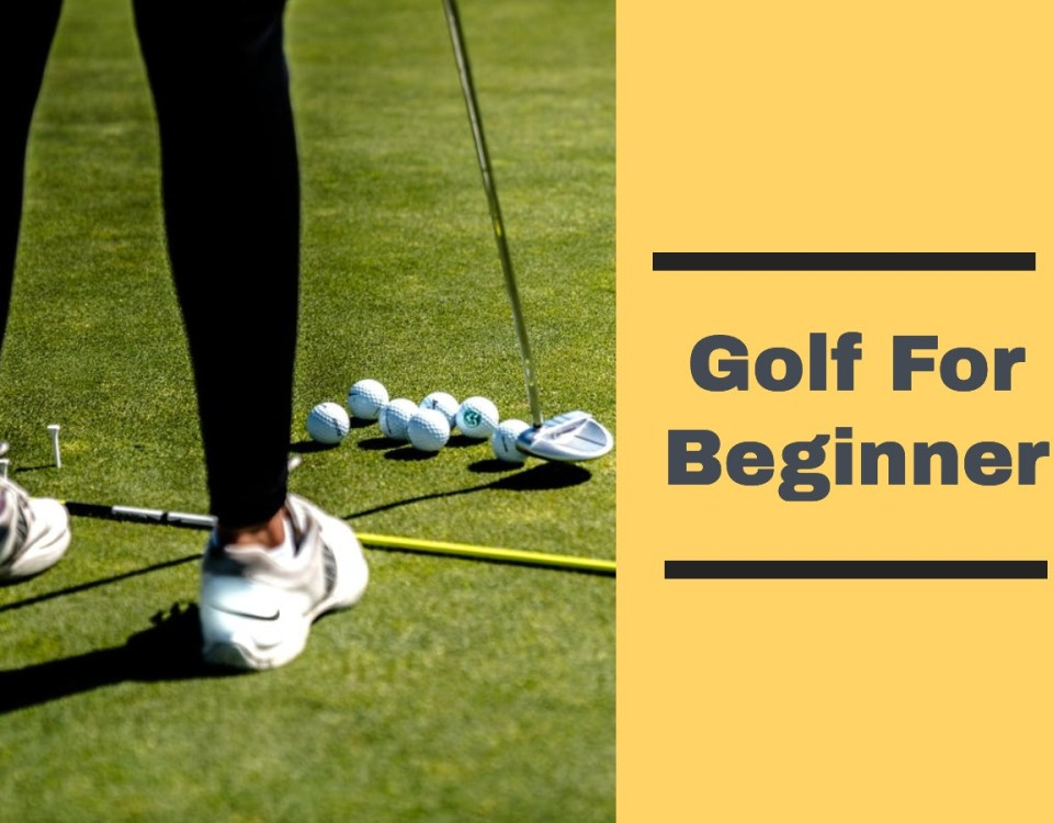 Golf for beginner