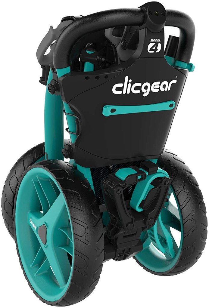 Clicgear Model 4.0 Golf Push Cart fold