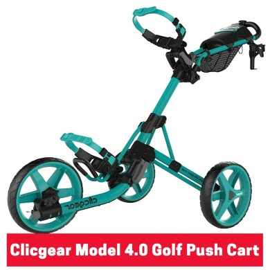 Clicgear Model 4.0 Golf Push Cart
