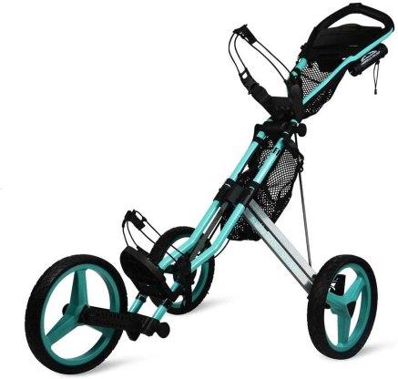 Sun Mountain Speed Cart features
