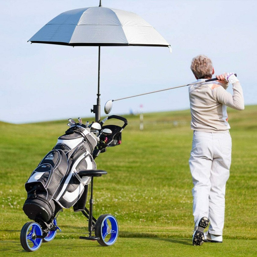 women falling in love with golf & courses