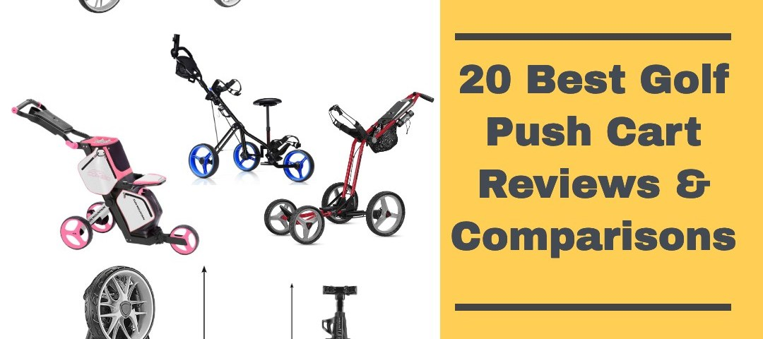 best golf push cart reviews Feature