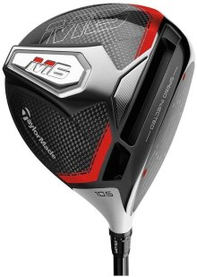 TaylorMade M6 Driver look