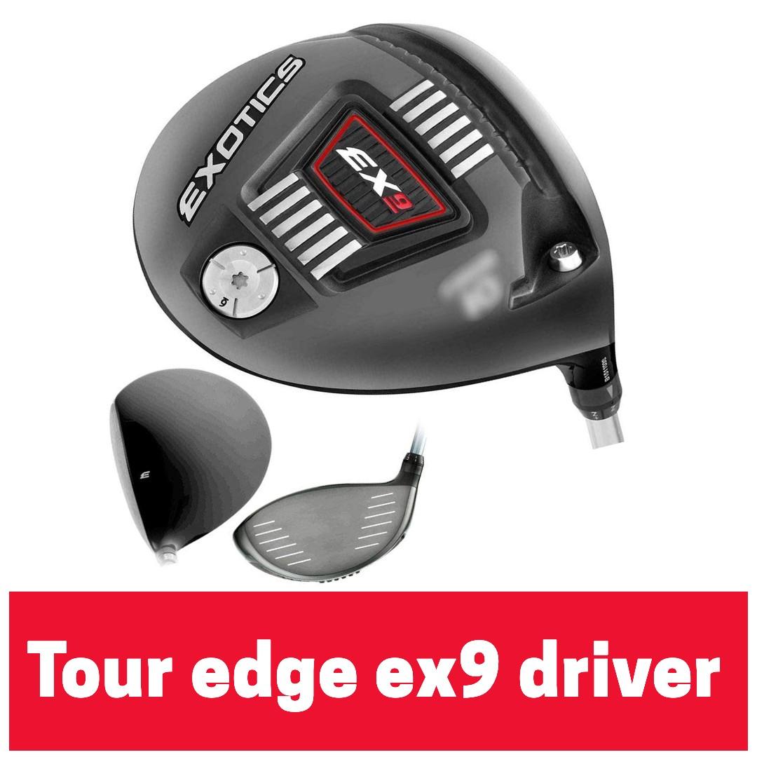 Tour Edge EX9 Driver