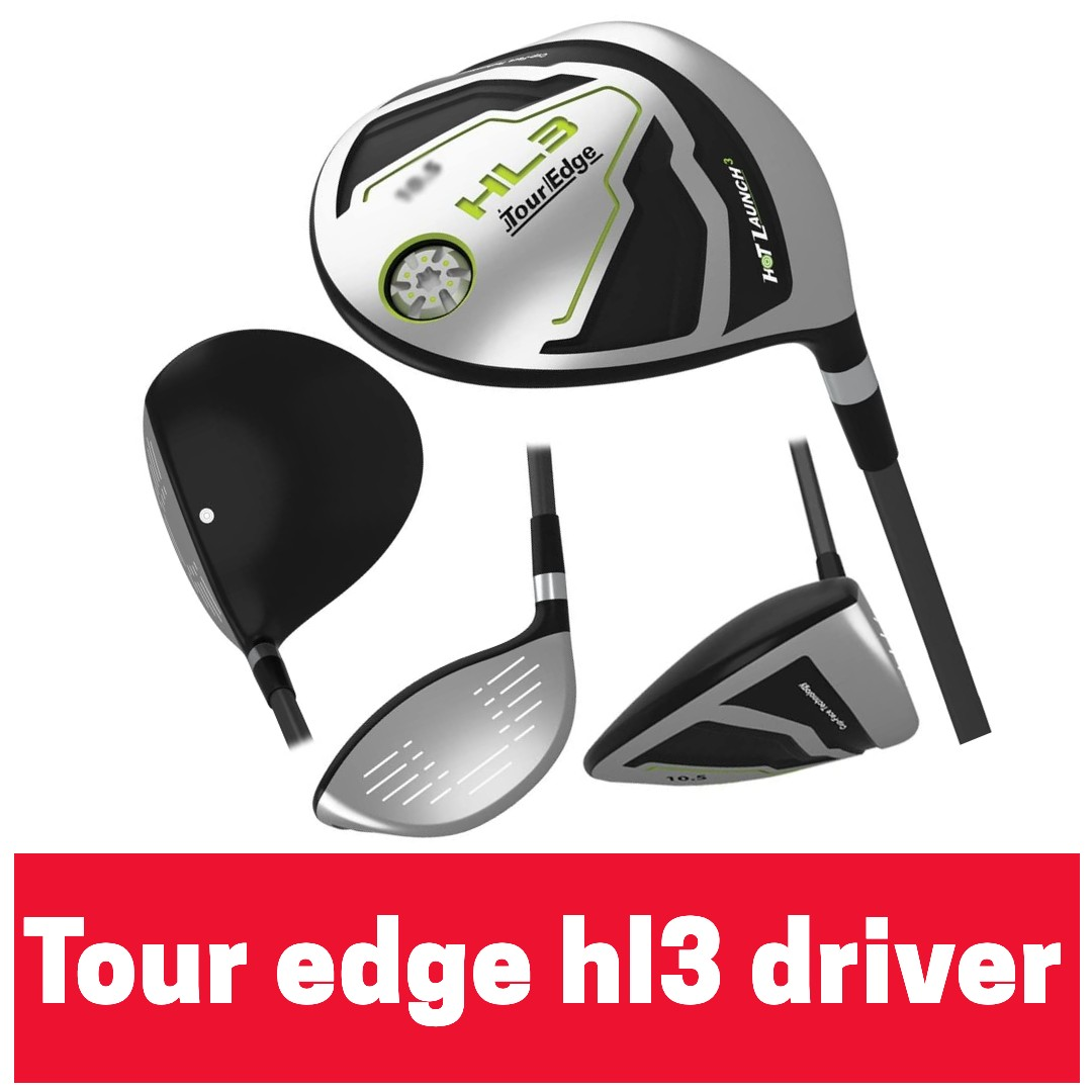 Tour Edge HL3 Driver