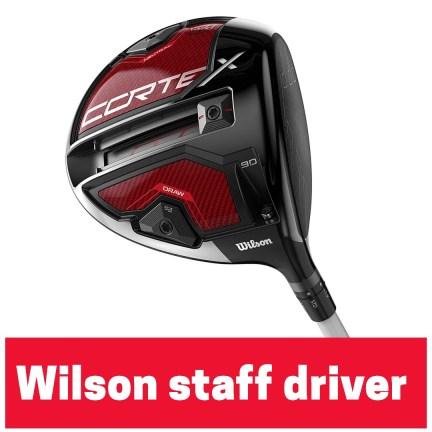 Wilson staff driver