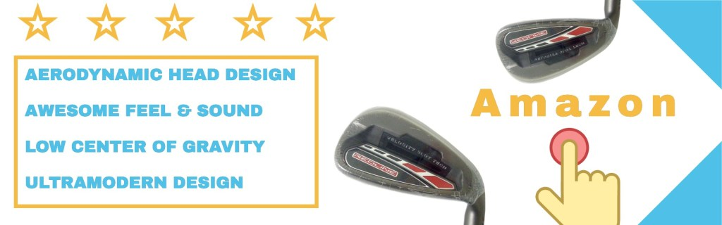Adams Redline irons from user experiences.