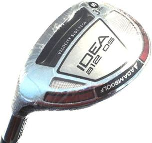 Adams Idea a12OS irons seem pretty cool