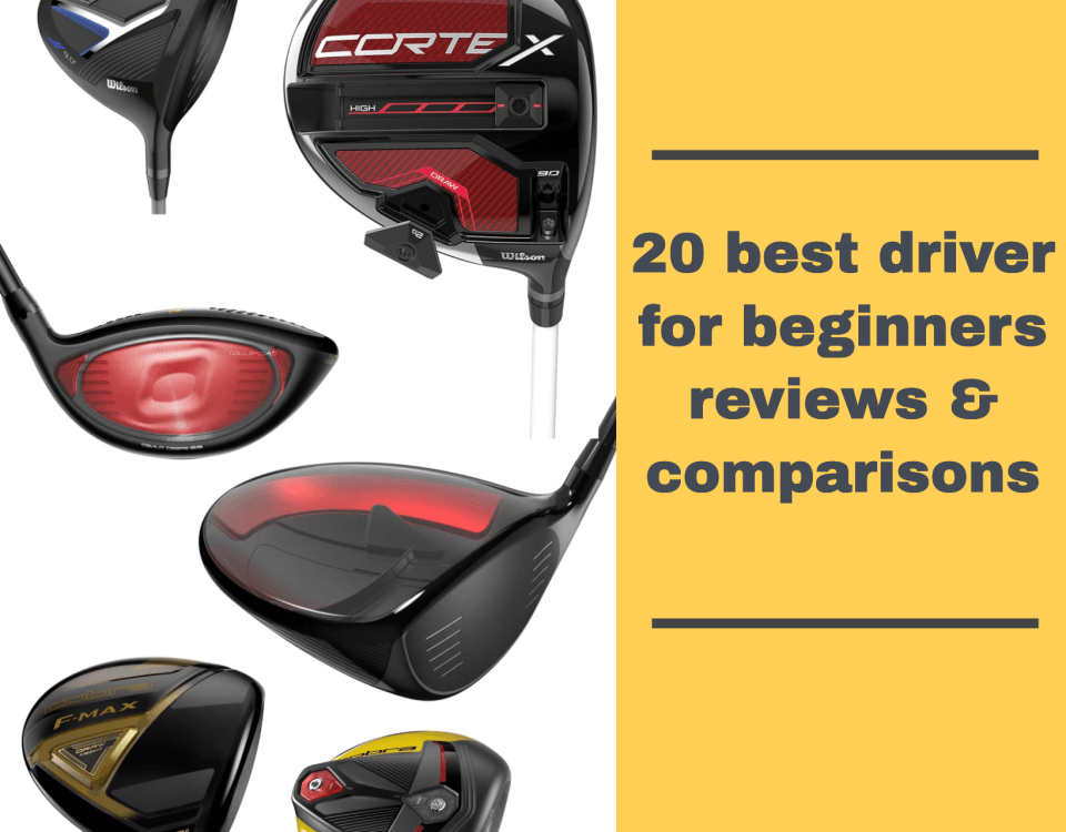 Best golf driver for beginners