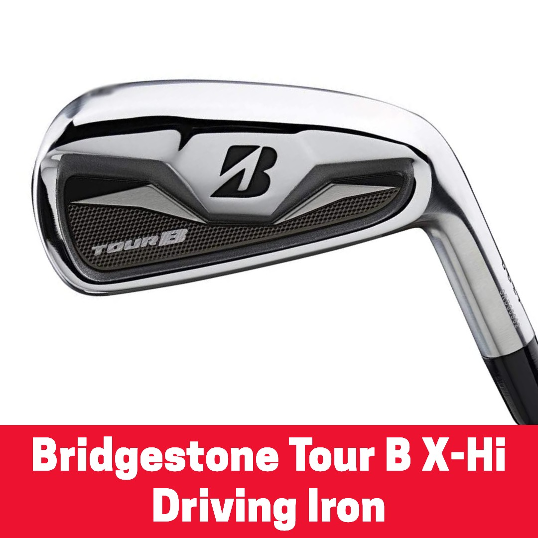 Bridgestone Tour B X-Hi Driving Iron