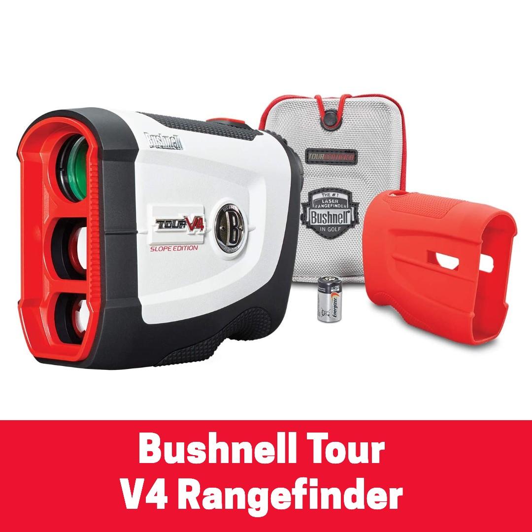 Bushnell Tour V4 Slope Rangefinder
