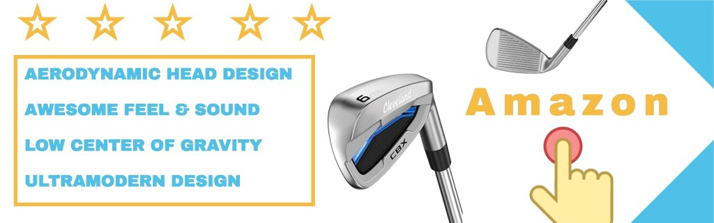Cleveland launcher cbx irons from user experiences