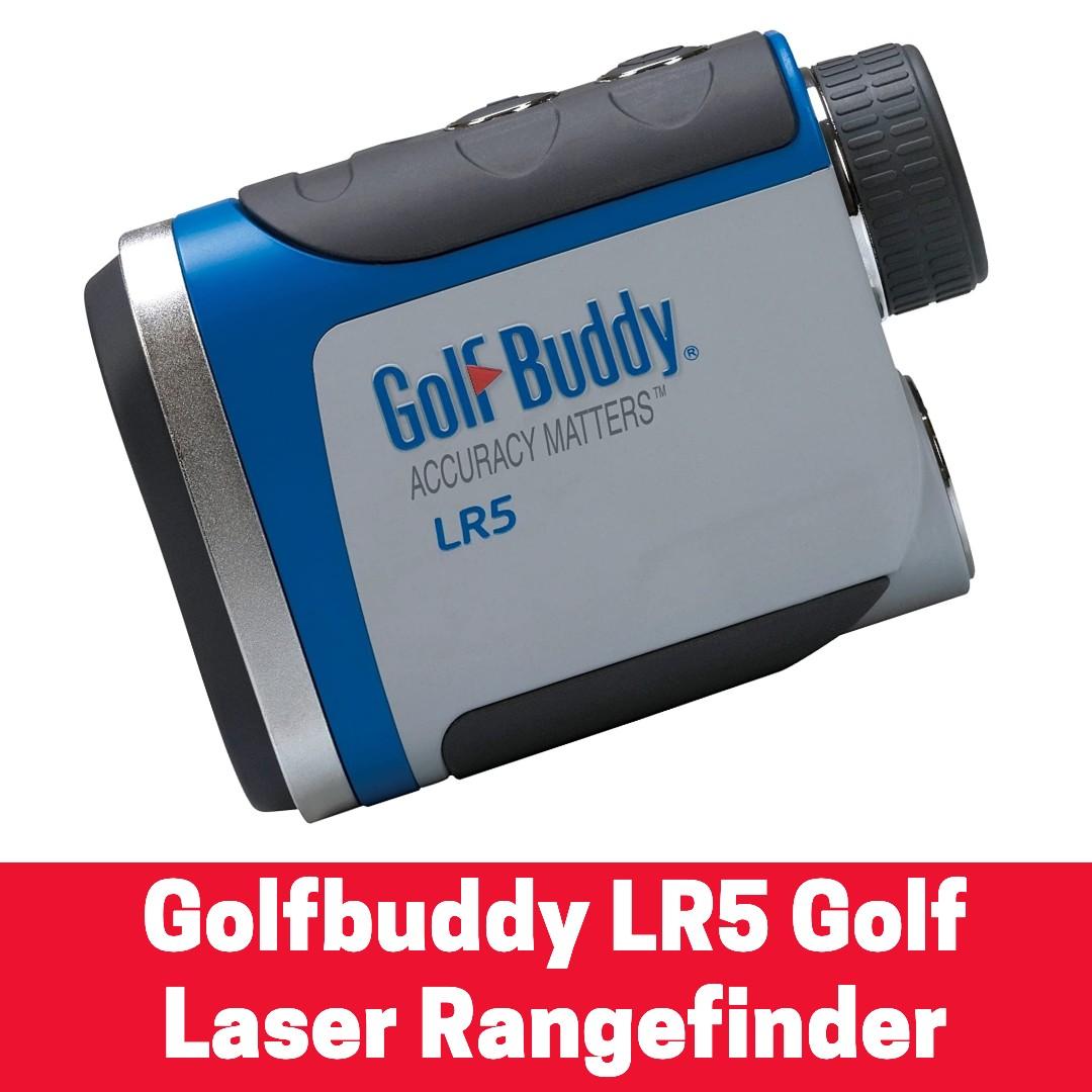 Golfbuddy LR5 Golf Laser Rangefinder