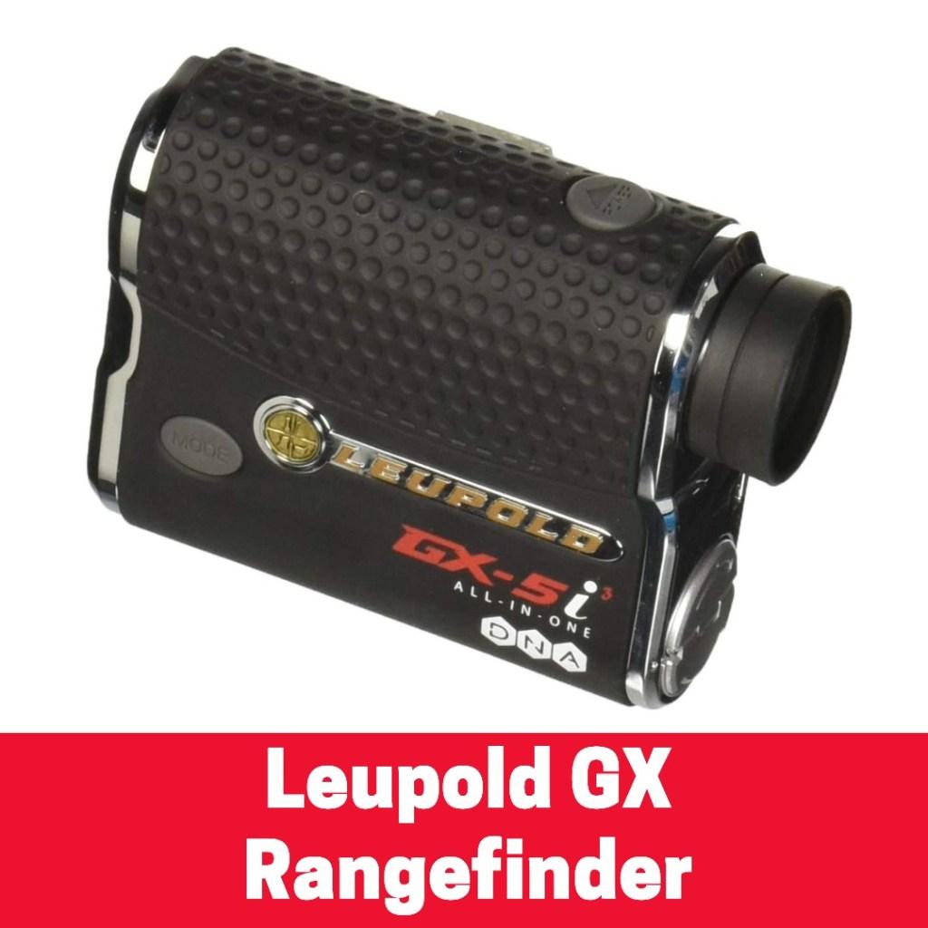 Leupold GX Rangefinder