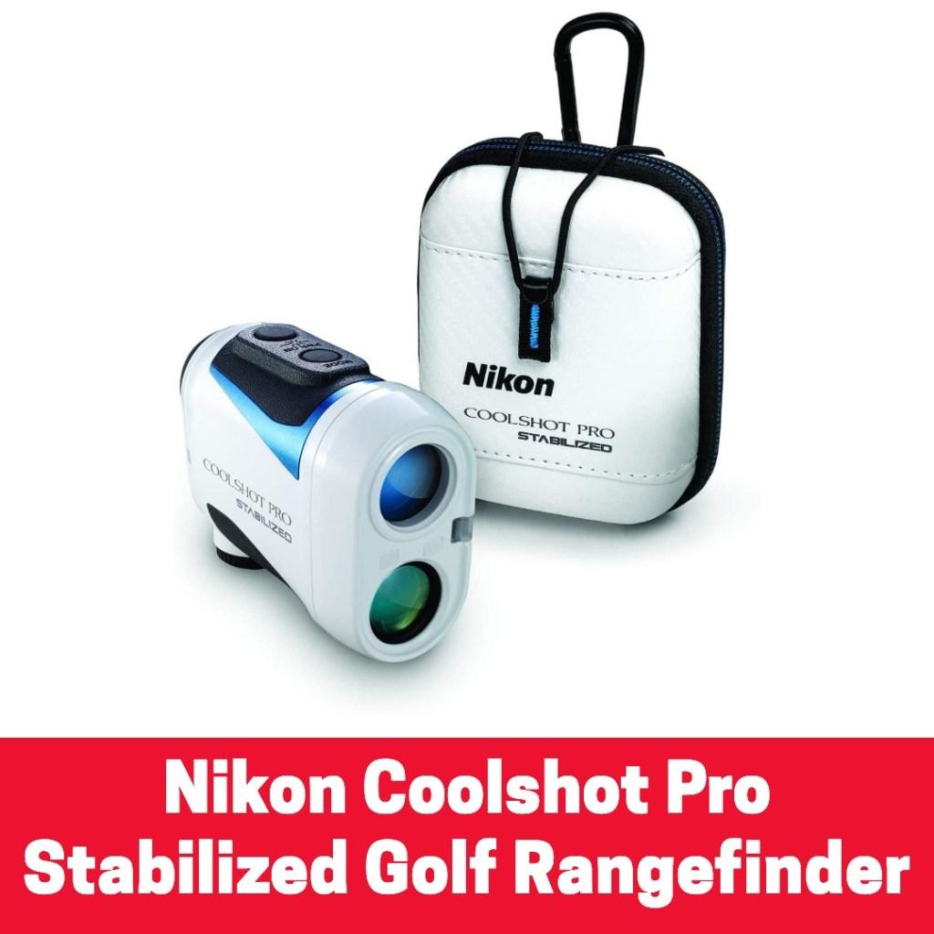 Nikon Coolshot Pro Stabilized Golf Rangefinder