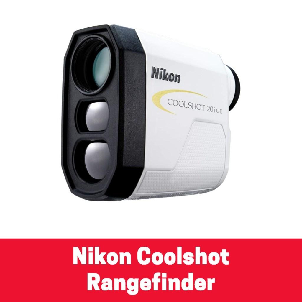 Nikon Coolshot Rangefinder