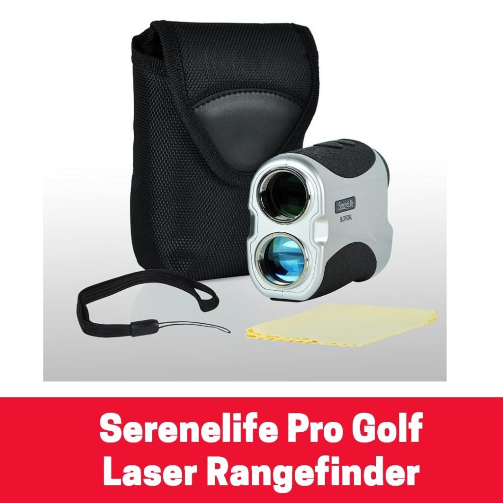 Serenelife Pro Golf Laser Rangefinder