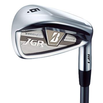 Bridgestone Tour B JGR HF1 irons review.