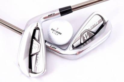 Bridgestone Tour B JGR HF1 irons are just wow