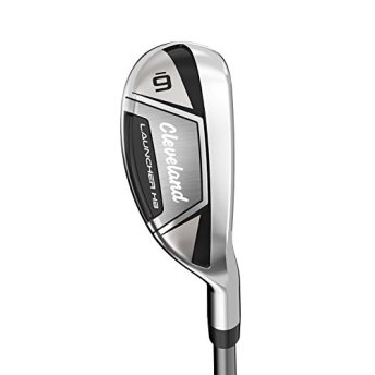 The Cleveland Launcher irons include a thin, flexible rim around the edge