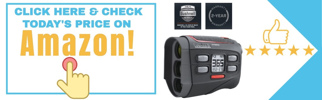 Bushnell hybrid rangefinder from user experiences