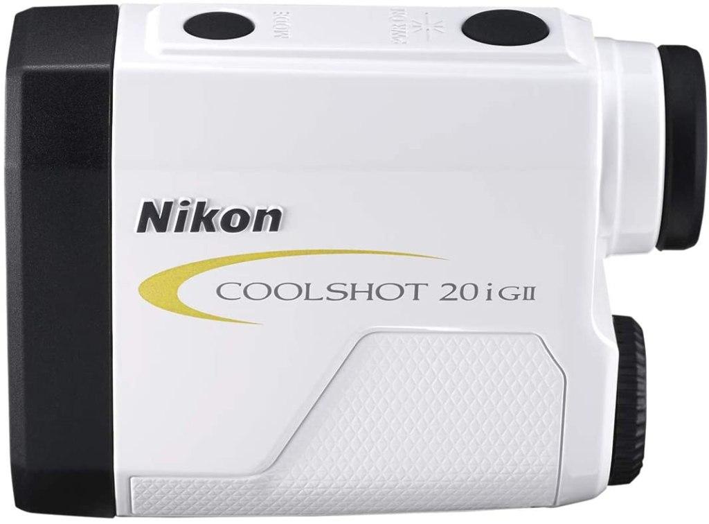 Nikon 20i GII is waterproof