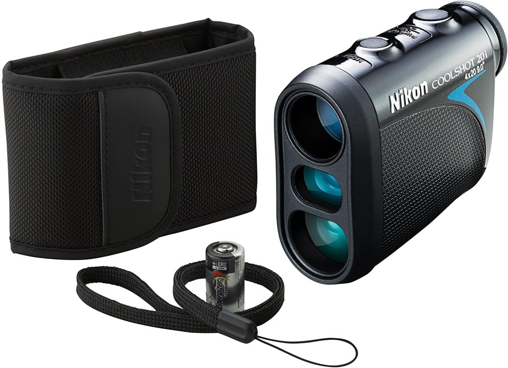 looking for Nikon cool shot 20i golf laser rangefinder