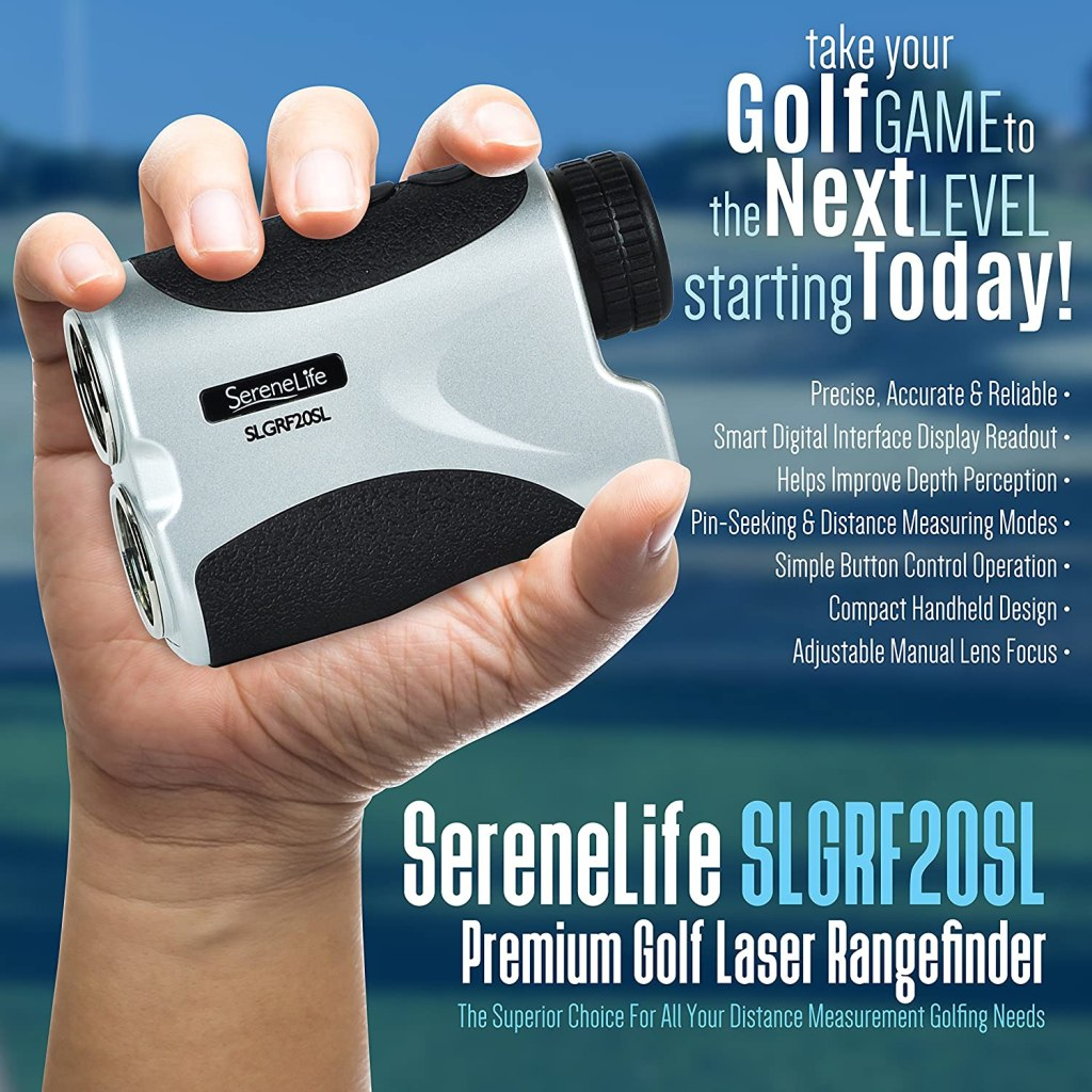 time to have a detailed discussion regarding Serenelife rangefinder features