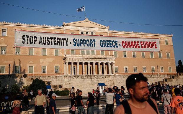 Austerity is a Greek Tragedy