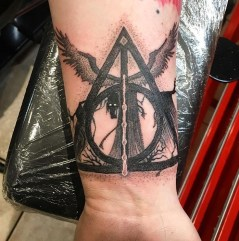 Harry Potter wrist piece