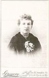 Zerilda Eleanora Rakestraw (ca. 1890)