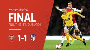 VIDEO: Arsenal vs Atletico Madrid 1-1 – Highlights & Goals
