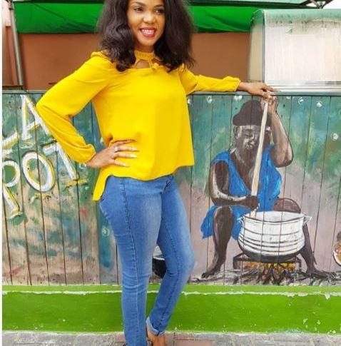 Actress Iyabo Ojo Opens Up On Her Amala Business In Lagos