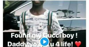 The Boy Mechanic Wizkid Want To Sponsor His Education Has Been Found,