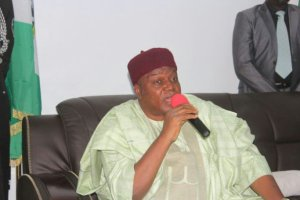You Will Make Millions, Drive Benz If I'm Re-Elected – Ishaku Tells Youths