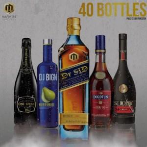 Dr Sid ft. Dj Big N, Shody, King Spesh & Do2dtun – 40 Bottles