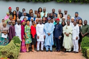 President Buhari Signs Not Too Young To Run Bill Into Law