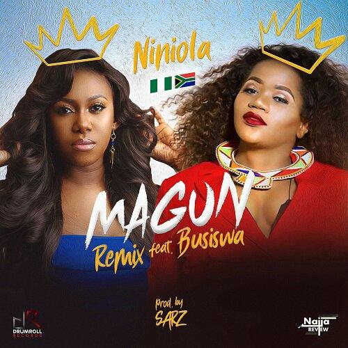 Niniola ft. Busiswa – Magun (Remix)