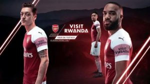 Arsenal Football Club Caught In The Centre of Rwanda's Tourism Controversy