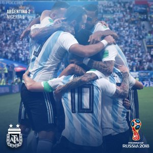 VIDEO: Nigeria 1 vs 2 Argentina (2018 World Cup) - Highlights & Goals