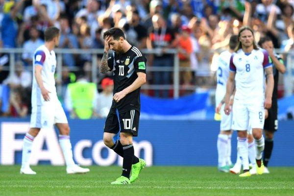 VIDEO: Argentina 1 – 1 Iceland (2018 World Cup) Highlights & Goals