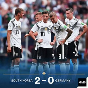 VIDEO: South Korea 2 vs 0 Germany (2018 World Cup) - Highlights & Goals