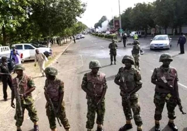 Bloody Clash! Three Dead As Army And Police Clash In Abia State