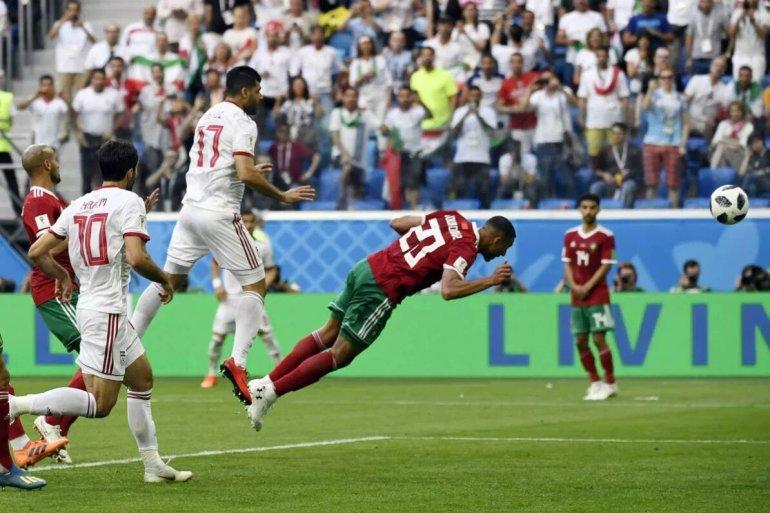 VIDEO: Morocco 0 vs 1 Iran (World Cup) - Highlights & Goals