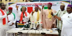 We'll Fence Nigeria, Change Nigeria's Name And Currency After Defeating Buhari – New Party Boasts