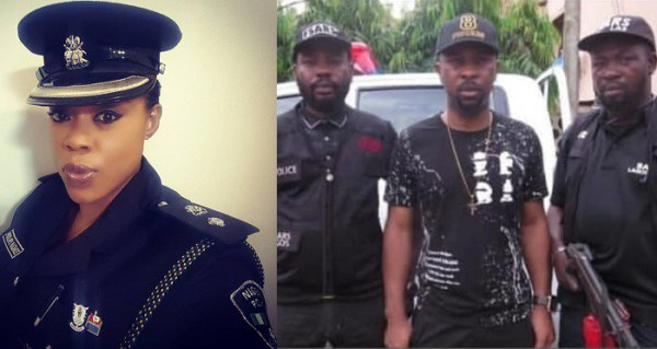 Police PRO, Dolapo Badmus Sends Strict Warning To Ruggedman Over Fight With ACP Ayo Shogunle
